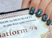 Harry Potter Nails Placas Estampación