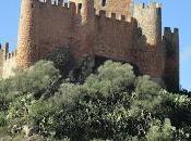 castelo Almourol Peniche, pasando Tomar, Bat...