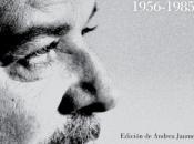 """editorial Lumen publicará """"Diarios, 1956 1985"""", escritor poeta Jaime Biedma"""