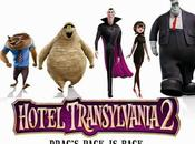 Hotel Transilvania regreso monstruos cándidos