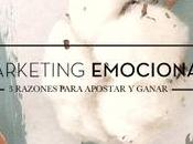 debes apostar marketing emocional