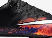 nuevos botines volcánicos Cristiano Ronaldo