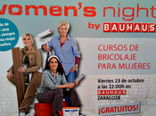 Women's Night Bauhaus Zaragoza