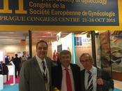 Congreso Sociedad Europea Ginecología