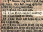 Biblia maldita