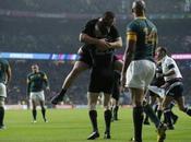 Nueva Zelanda ganó Sudáfrica primer finalista Mundial rugby