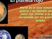 marciano solitario: MARTE.