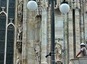 Postales viaje: electricista Duomo