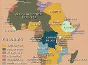 reparto África: historia Congos