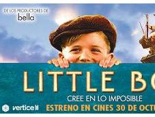 """Llega España """"Little Boy"""", Eduardo Verástegui"""