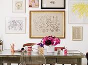 ¿Cómo colocar bien cuadros pared?