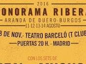 Fiesta Presentación Sonorama Ribera 2016 (28.Noviembre.2015 -Madrid-)