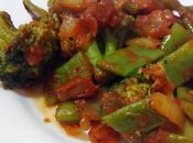 Verduras tomate, mmmmmmmm