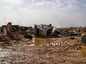 lluvias torrenciales campos saharauis dejan hogar 25.000 refugiados