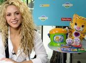 Shakira lanzará aplicación para ayudar educación niños