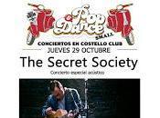 Secret Society llega Costello