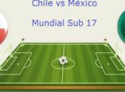 vivo México Chile programacion television