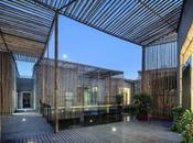 Casa Bambu, Rustica Moderna