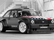 Ford Escort Block. Hoonigan estado puro