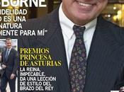 Bertín Osborne, Carla Bruni, Isabel Preylser Raquel Sánchez Silva, revista 'Love' esta semana