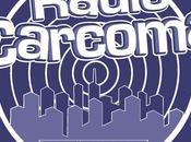 Radio carcoma sale calle. emisión desde eléctrico malasaña