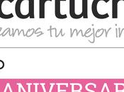 tiendacartucho.es celebra quinto aniversario envío gratuito