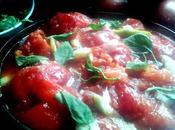 Salsa tomate concentrada