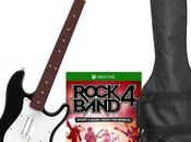 Rockband Vuelve Música consola