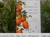 Reseña murmullo abejas Sofía Segovia