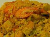 Arroz pollo marisco receta fácil
