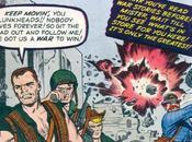 Universo Comic-Books! supergrupo acróbata