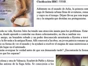 Novedad Escarlata Ediciones; Arlina. Entre mundo