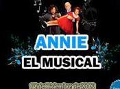 Musical Annie, Benéfico, diciembre, Auditorio Edgar Neville, C/Pacifico 29004 Málaga