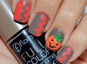 Nail Calabazas Halloween