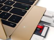 Llega nuevo para MacBook pulgadas