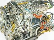 Lancia Delta motor
