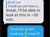 Cómo pueden usar WhatsApp, Telegram Facebook Messenger Apple Watch