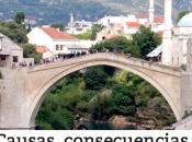 Causas consecuencias incógnitas balcanización guerra Kosovo