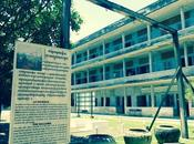 Phnom Penh. prisión S-21, museo horrores