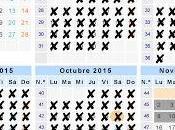 Plan entrenamiento Maratón 2015: 25/10 01/11 semanas)