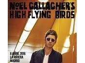 Noel Gallagher llega España