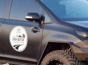Esta minivan Toyota vehículo perfecto para apocalípsis zombie