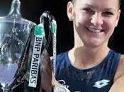 Masters Singapur: Radwanska ganó Kvitova consagró