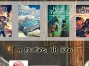Ganadores Súper Concurso Harry Potter