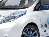 nuevo vehículo autónomo Nissan circula calles Japón
