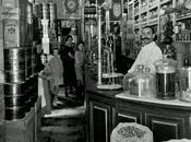 Fotos antiguas Madrid: ultramarinos