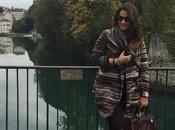 Wool maxi-jacket