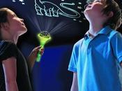 "Linterna Proyector ""Dinosaurios"""