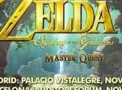 banda sonora videojuegos Zelda, orquesta Madrid Barcelona
