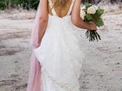 velos colores empolvados ideales para novias